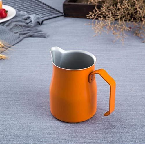 COPP 6 kleuren van roestvrij staal koffiemok Latte Italia Bocca Forte Tirare mok bloemen cappuccino koffie gereedschappen