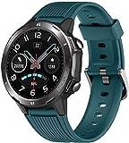 Blackview Smartwatch,Reloj Inteligentes Deportivo Fitness Tracker Hombre Mujer,Impermeable 5ATM Pulsera de Actividad Podómetro Monitor de Sueño Smartwatch para Android iOS Huawei Samsung Xiaomi