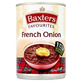 Baxters Favourites French Onion Soup - 400g (0.88lbs)