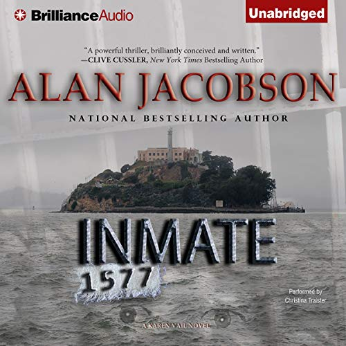 Inmate 1577  By  cover art