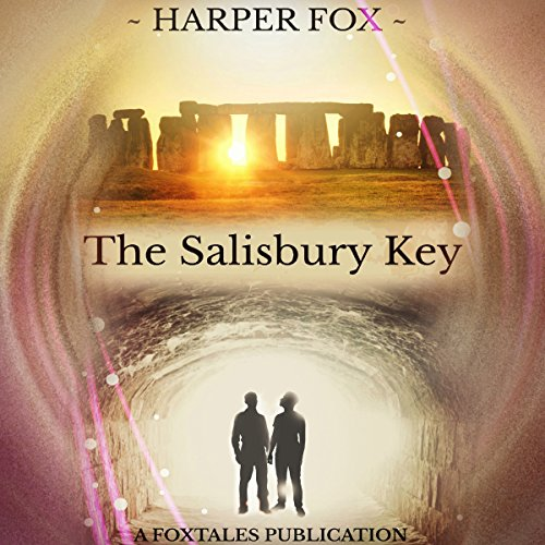 The Salisbury Key audiobook cover art