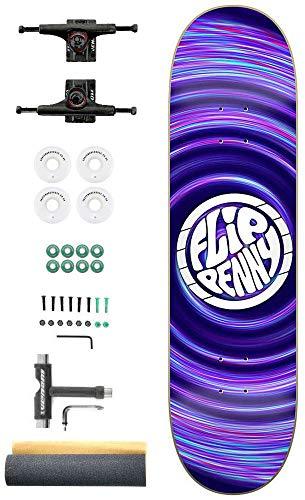 Plan B Hipnotic Penny Aangepaste Complete Pro Skateboard Kit - 8.25