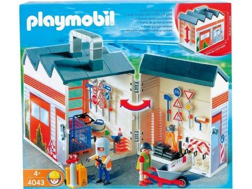 Maletín de obras en la carretera Playmobil - City Action (4043)