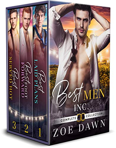 The Best Men, Inc Collection (English Edition)
