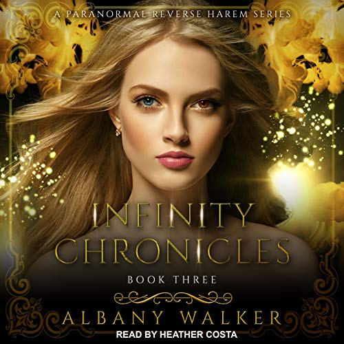 Infinity Chronicles, Book 3 cover art