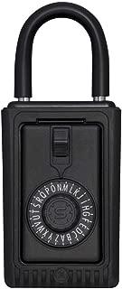 Kidde AccessPoint 00524 KeySafe Original 3-Key Portable, Spin Dial, Black