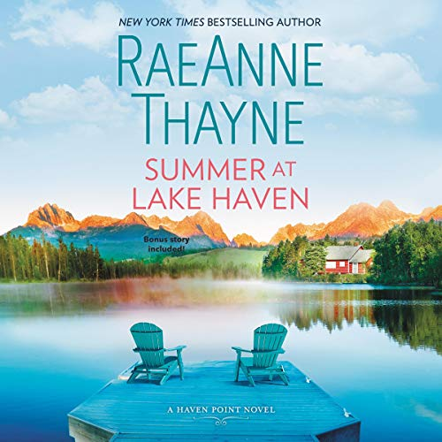 Summer at Lake Haven Audiobook By RaeAnne Thayne cover art