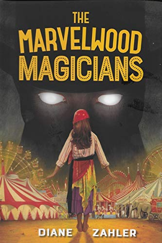The Marvelwood Magicians Audiobook By Diane Zahler cover art