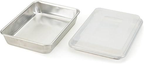 Nordic Ware Natural Bakeware Aluminum 3 Piece Bakeware Set