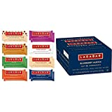 Larabar Gluten Free Snack Bars Variety Box, Vegan, 8 Flavors, 1.7oz, 16ct & Gluten Free Bar, Blueberry Muffin, 1.6 Ounce (Pack of 16)