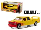 1997 Custom Crew Cab Pussy Wagon Pickup Truck 'Kill Bill Vol. 1 & 2' Movie (2003) 1/43 Model Car by Greenlight