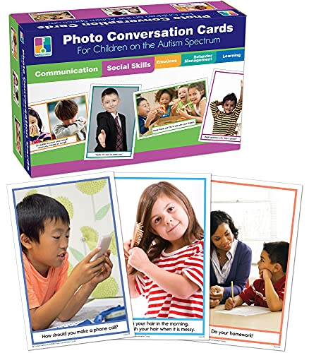 Key Education Photo Conversation Ca…