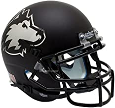 Northern Illinois Huskies Black Officially Licensed Full Size XP Replica Football Helmet