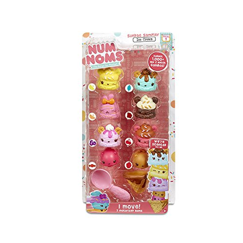 Num Noms Deluxe-Packet Ice Cream Sundae Sampler