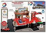 STARLUX Total – 401004 – Garage – Station Service Complète – 2 Niveaux – Dès 3 Ans – Fabrication européenne