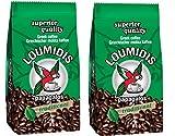 Loumidis griechischer Mokka Kaffee (2x 194 g), griechischer Kaffee, Mocha Greece