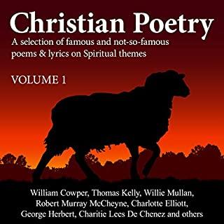 Christian Poetry, Book 1 cover art