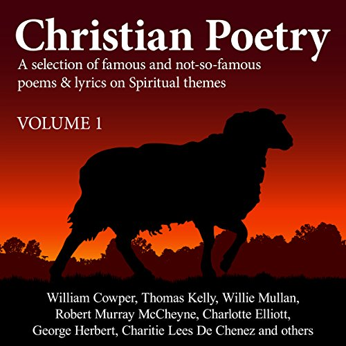 Christian Poetry, Book 1 audiobook cover art