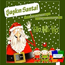Silly Santa! (Turkish Edition)
