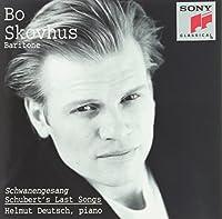 シューベルト歌曲集「白鳥の歌」