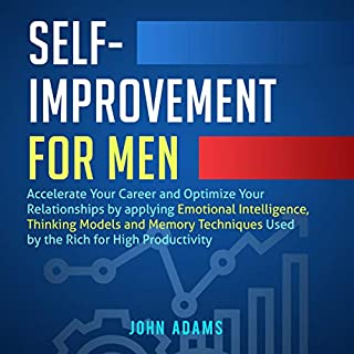 Self-Improvement for Men cover art