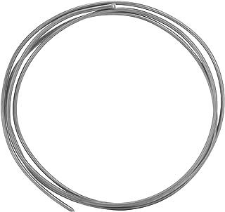 1m Cobre Aluminio Soldadura de flujo Alambre tubular Accesorios de soldadura Alambre de soldadura de baja temperatura No es necesario soldar polvo para soldar Soldadura de soldadura de superficie