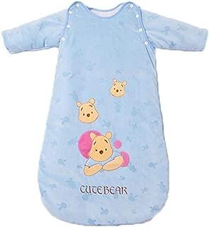 Sacos De Dormir Para Bebé Autumn And Winter Children'S Sleeping Bag, Infant Sleeping Bag, Anti-Kick, Baby Sleeping Bag-Blue_85Cm