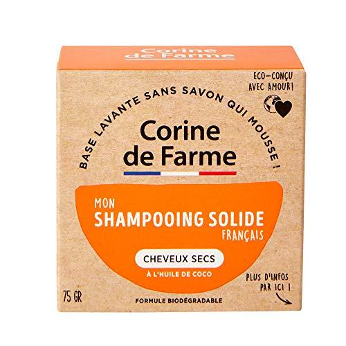Corine de Farme | Shampoing Solide Cheveux Secs |...