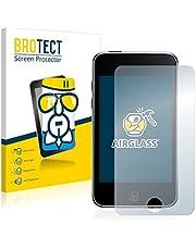 BROTECT Protector Pantalla Cristal Compatible con Apple iPod Touch (2a generación) Protector Pantalla Vidrio - Dureza Extrema, Anti-Huellas, AirGlass