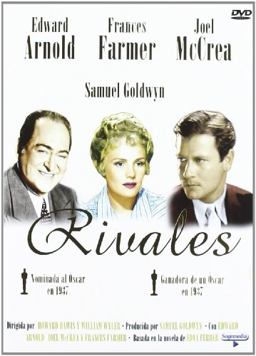 Rivales 1936 DVD Come and Get It