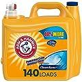 Arm & Hammer Clean Burst, 140 Loads Liquid Laundry Detergent, 210 Fl oz