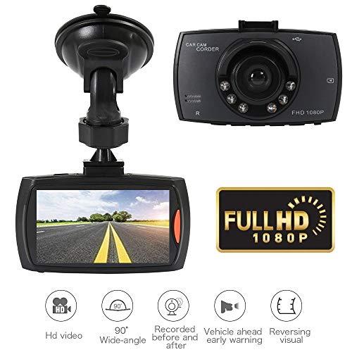 1080P Full HD Camcorder Car Video Recorder Camera Vehicle Dash Night Vision Cam