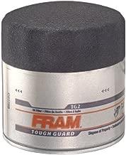 Fram TG2 Tough Guard Passenger Car Spin-On Oil Filter (Pack of 2)