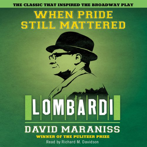 When Pride Still Mattered audiobook cover art