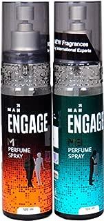 ENGAGE PERFUME SPRAY M1 & M3 120ML (EACH1)