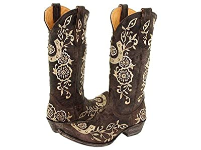 Old Gringo Luckey (Chocolate) Cowboy Boots