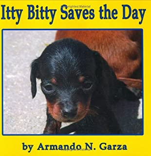 Itty Bitty Saves the Day
