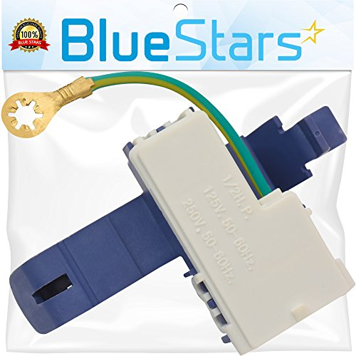 Ultra Durable 8318084 Washer Lid Switch Replacement Part by Blue Stars - Exact Fit for Whirlpool & Kenmore Washers - Replaces AP3180933 PS886960 WP8318084 AP6012742 ES8084 PS11745957 TJ90ES8084
