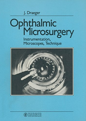 Ophthalmic Microsurgery: Instrumentation, Microscopes, Technique