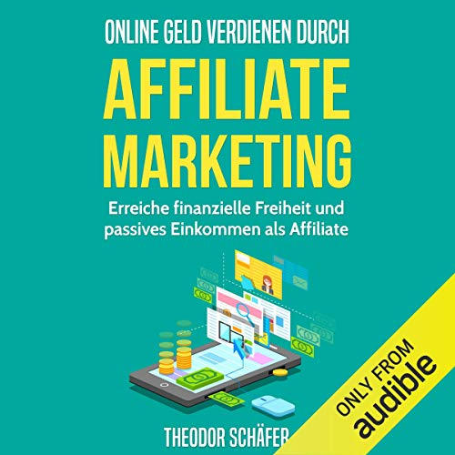 Online Geld verdienen durch Affiliate Marketing Titelbild