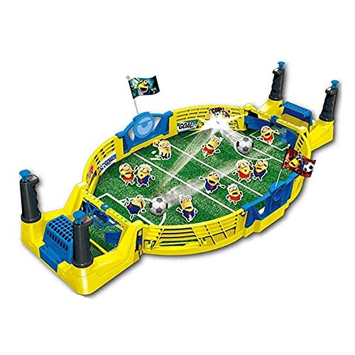 Sale!! BZLLW Football Table Game,Mini Tabletop Soccer Game,for Boys Kids Adults