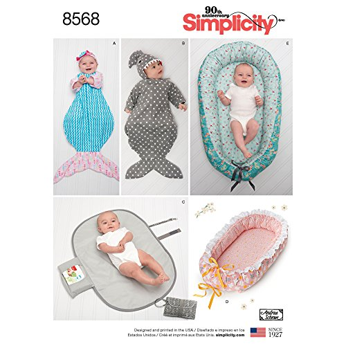 Simplicity Creative Patterns US8568OS Sewing Pattern Crafts