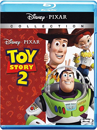 Toy story 2 [Blu-ray] [IT Import]