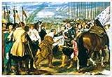 Educa 13433- Puzzle de La Rendición De Breda, Velázquez (6.000 Piezas)