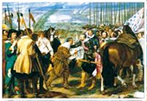 13433  Puzzle de La Rendición De Breda, Velázquez (6.000 Piezas)