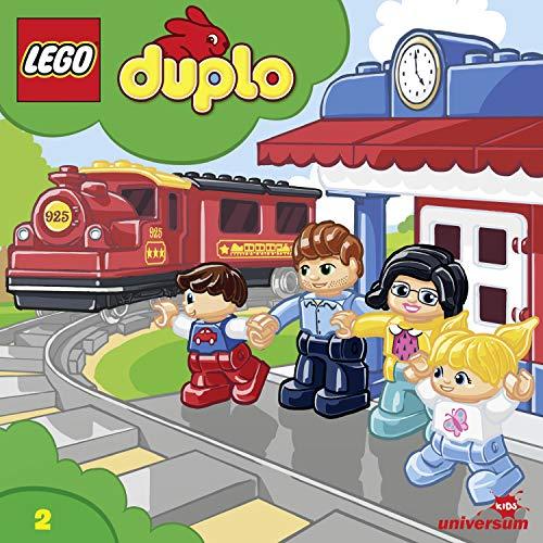 LEGO Duplo Folgen 5-8: Ausflug in die Stadt
