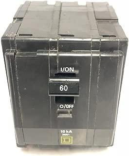 QO360 SQD 3P-240V-60A CB circuit breaker