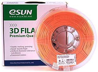 PLA PRO (PLA+) 3D Printer Filament eSun 1.75mm, 1kg, Orange