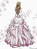 Close Up Sakura - Kunstdruck Madeleine - Haute Couture |
