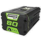 Greenworks Pro 80V 4Ah Lithium Ion Battery GBA80400